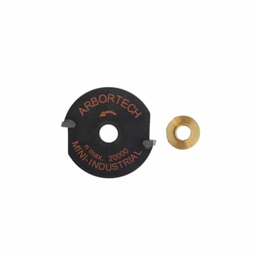 Industrial Frässcheibe für Mini Carver / Mini Grinder