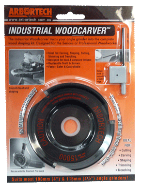 Arbortech Industrial Woodcarver - Frässcheibe - FG.100