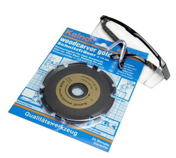 Kaindl Woodcarver Set - 117